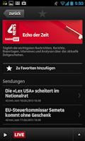 Screenshot of Radio SRF