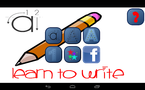 learn to write apps The 12 best apps to learn chinese on your smartphone or tablet skritter is indeed good to learn to write and other apps given here like dictionnaries or.