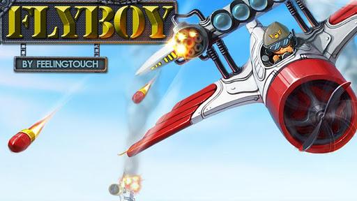 Fly Boy - полеты на Андроид