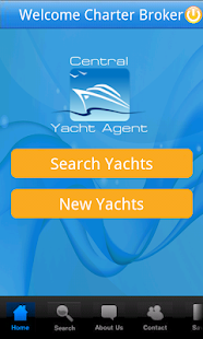 YachtCharters- screenshot thumbnail