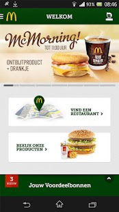 McDonald's Nederland- screenshot thumbnail
