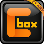 C Box Theme GO Launcher EX