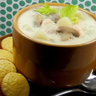 Cod Fish Chowder Recipes.