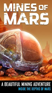 Mines of Mars Scifi Mining RPG- screenshot thumbnail