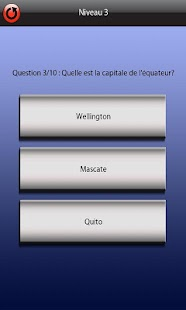 QUIZ Capitales - screenshot thumbnail