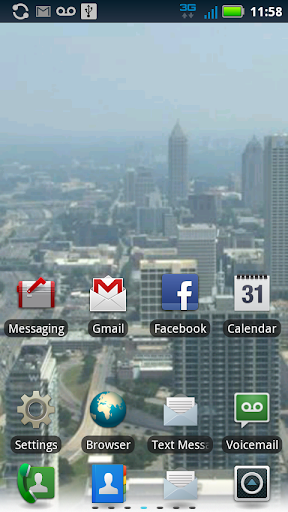 【免費個人化App】Atlanta Wallpaper Free-APP點子