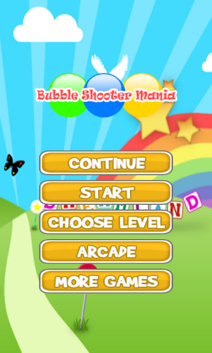 Bubble Shooter Mania