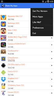 Share My App+ : Installed APK