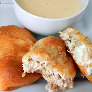 Chicken Cream Cheese Pockets