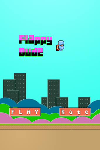 Flappy Dude