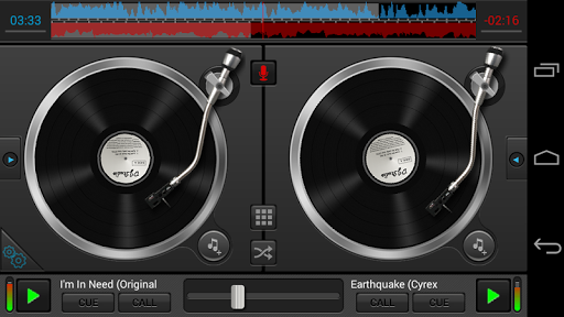DJ Studio 5 - Free music mixer 5.4.0 screenshots 1