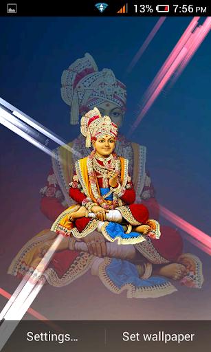 Swaminarayan HD Live Wallpaper