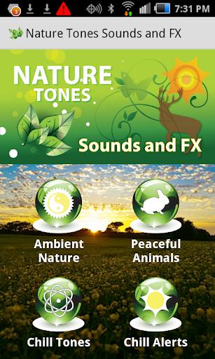 Epic Nature Tones Sounds FX