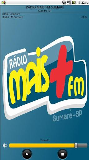 RÁDIO MAIS FM SUMARÉ