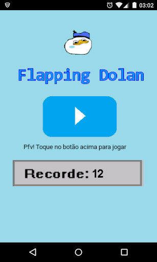 Flapping Dolan