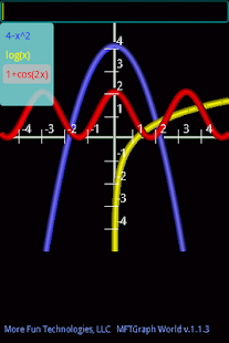 MFT Graph Lite World Screenshot 5