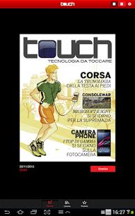 Touch screenshot