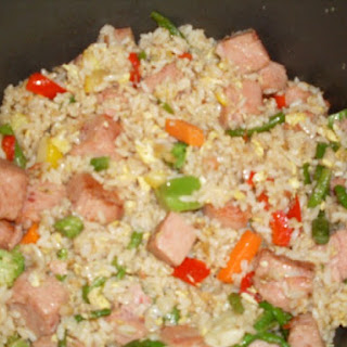 Spam Rice Recipes.