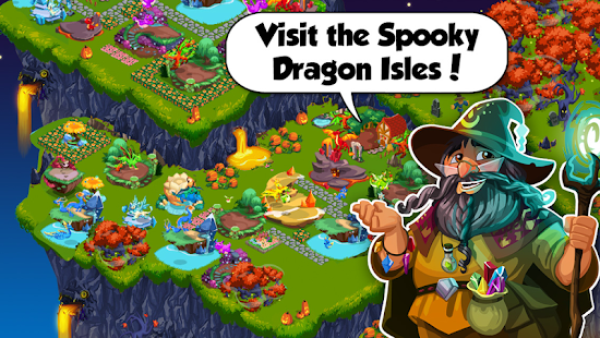 Dragon Story: Halloween - screenshot thumbnail