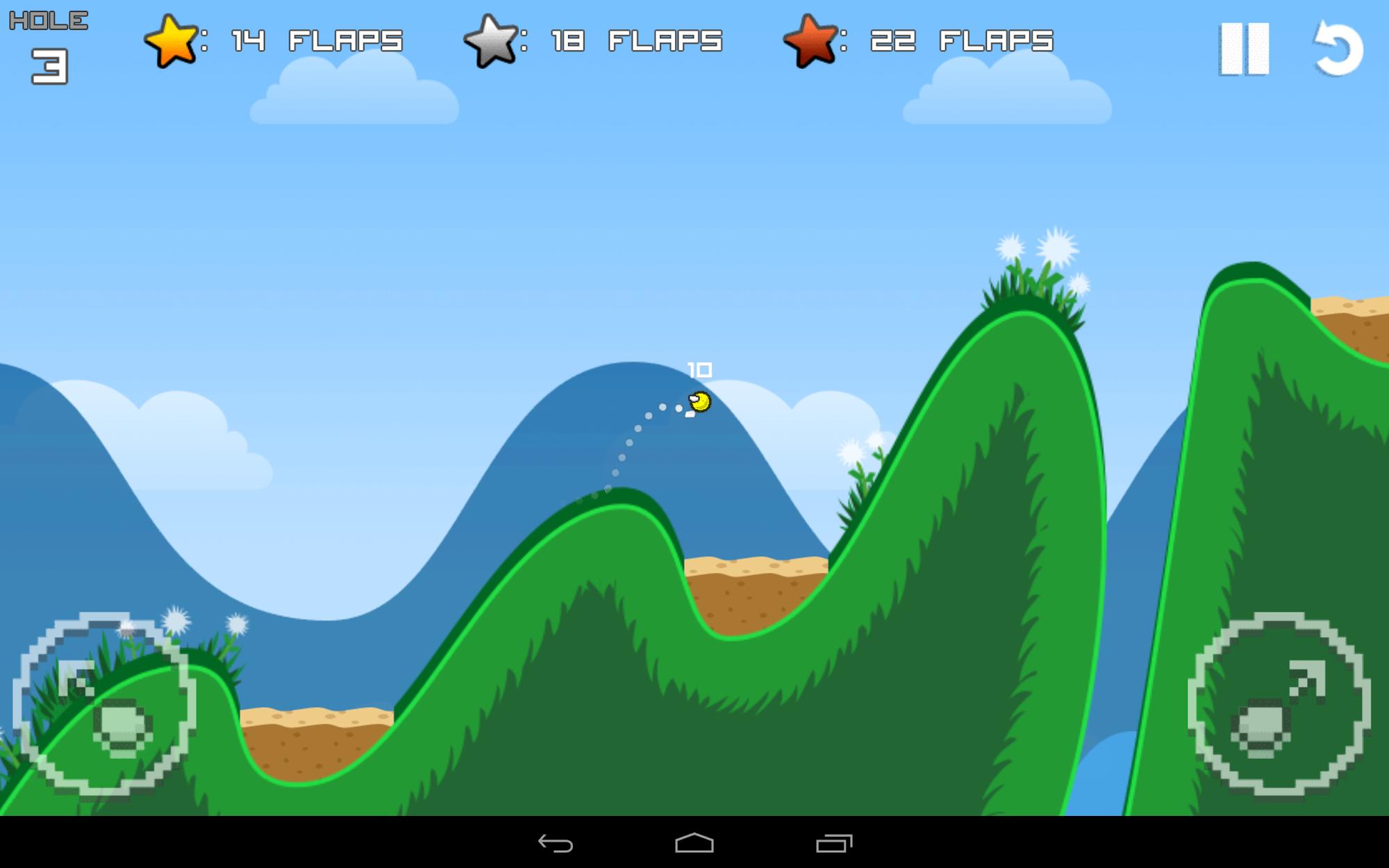 Flappy Golf screenshot #8