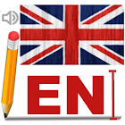 Learning English: Dictation icon