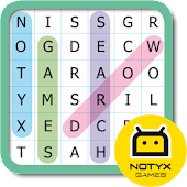 Word Search in english Free