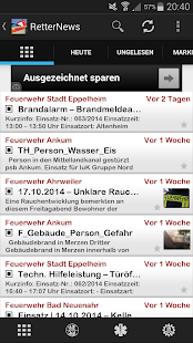 Retter-News Screenshot