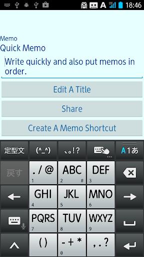 Quick Memo 2.4.1 Windows u7528 1