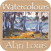 Watercolours by Alan Louis