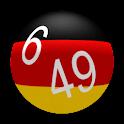 Lottozahlenmanager icon