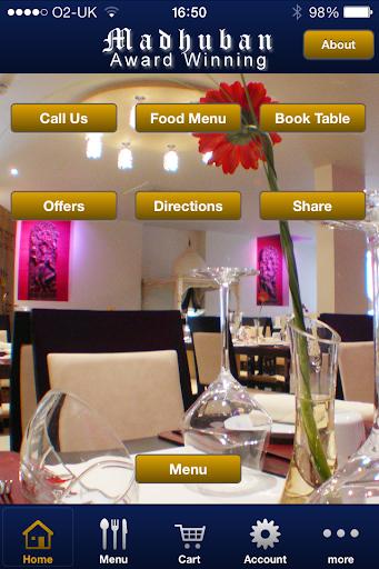 Madhuban Tandoori Restaurant