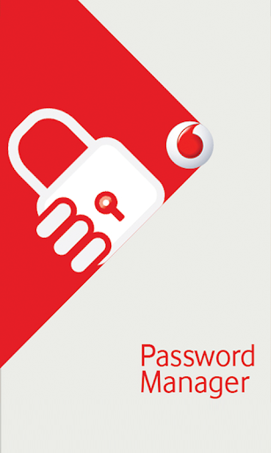Vodafone Password Manager