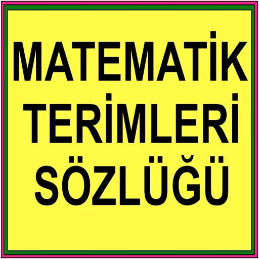 MATEMATİK SÖZLÜĞÜ KPSS YGS LOGO-APP點子