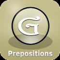 Grammar Express : Prepositions logo