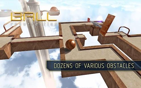 Ball Resurrection- screenshot thumbnail
