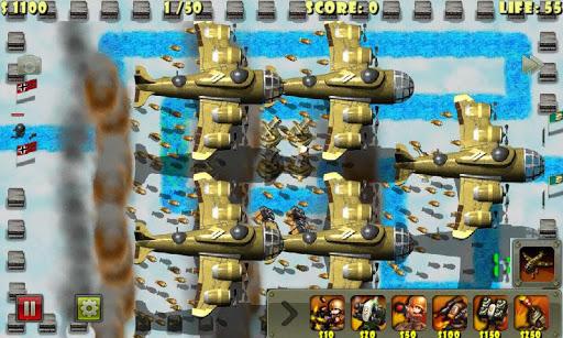 Little Commander - WWII TD 1.8.9 screenshots 7