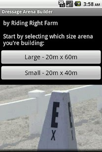 Dressage Arena Builder - screenshot thumbnail