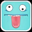Funny Face Lock Screen icon