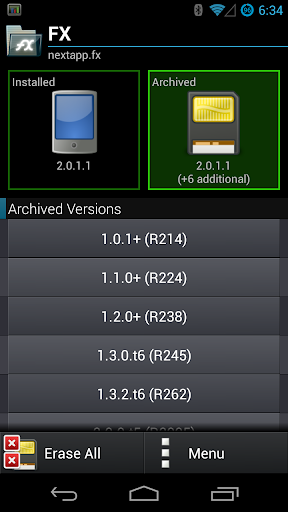 SystemPanel App / Task Manager  screenshots 8