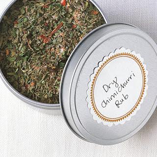 Dry Chimichurri Rub