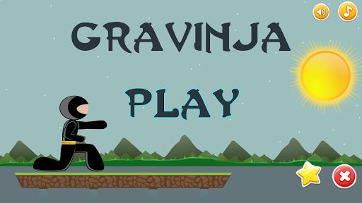 Gravity Ninja Runner