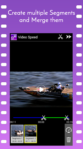 Video Speed Slow Motion & Fast  screenshots 2