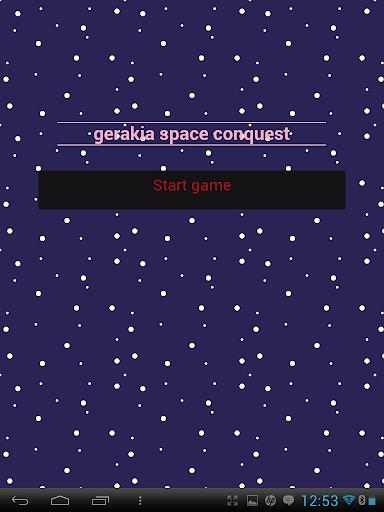 Γεράκια space conquest