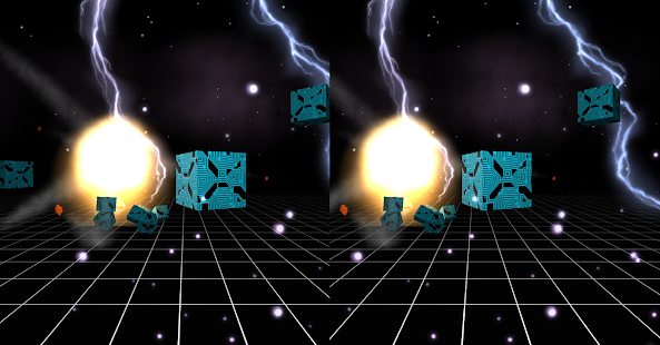 Astral Blast - Cardboard Demo- screenshot thumbnail
