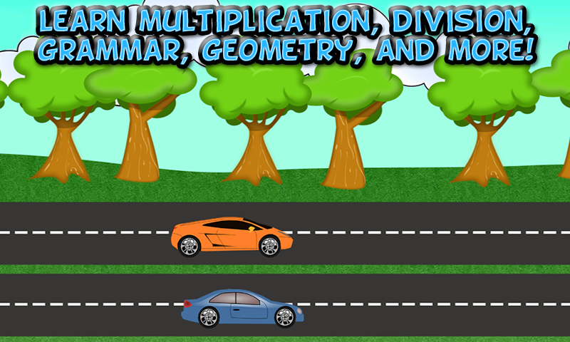 Third Grade Learning Games- screenshot