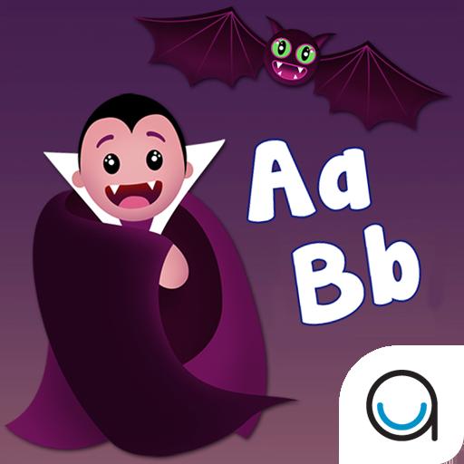 Halloween Dracula ABC FREE LOGO-APP點子