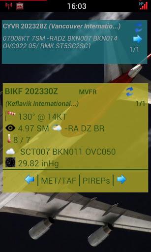 Metar Widget Pro