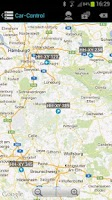 Screenshot of GPS CarControl