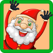 Three Pieces Xmas Puzzle Game