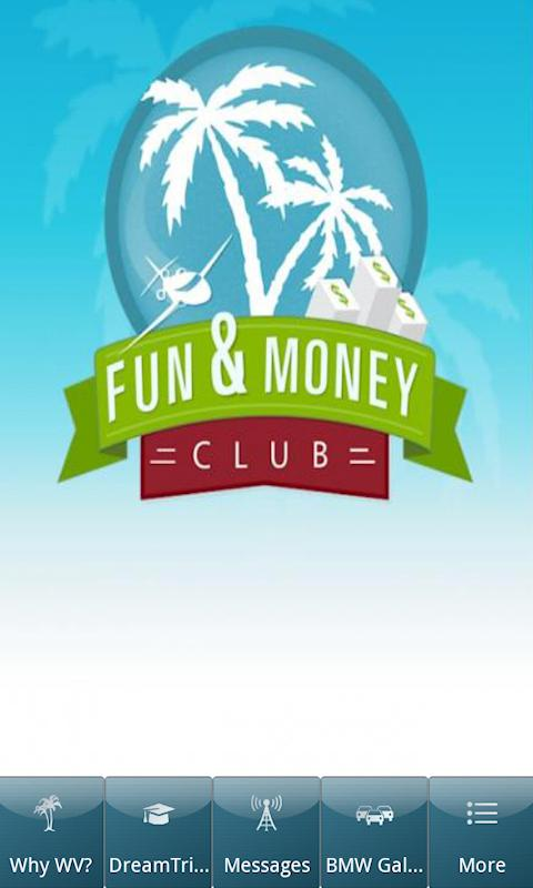 Fun and Money Club - screenshot
